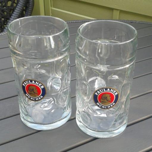 Ægte München gamle ølkrus