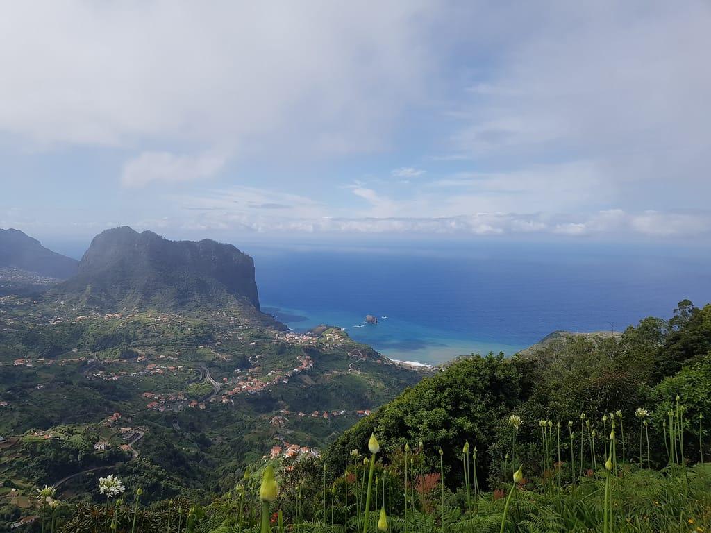 остров Мадейра. Портела. Madeira. Portela. PR10.