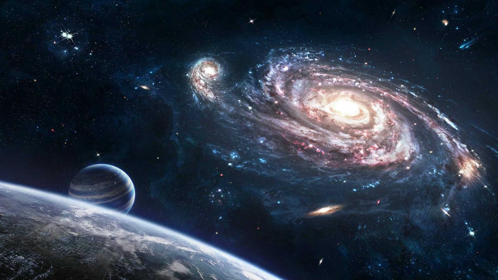 Количество галактик во Вселенной по данным науки. Вселенная содержит не менее двух триллионов галактик.