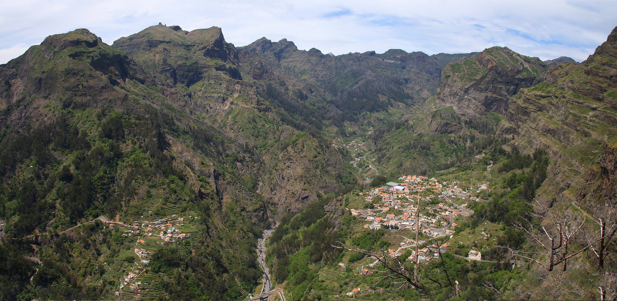 красивый остров Мадейра