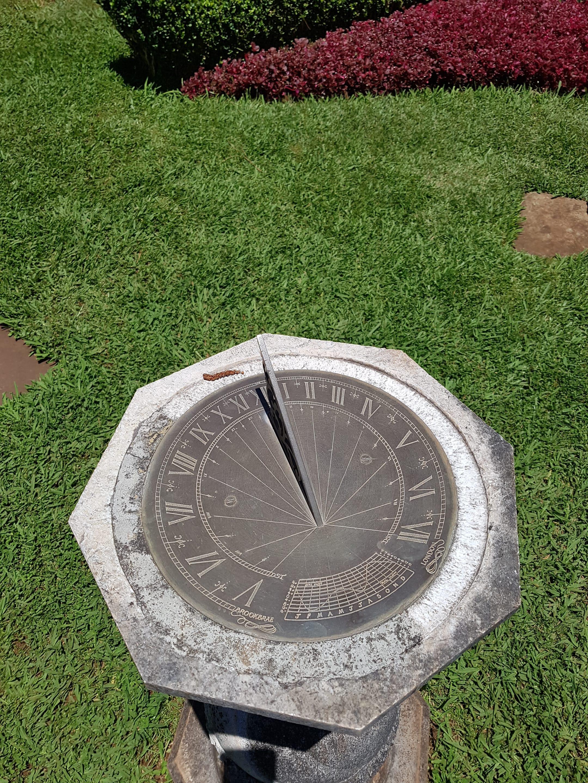 Мадейра. Сады Пальейро. Palheiro Gardens. Песочные часы.