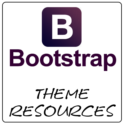 Bootstrap Theme Resources