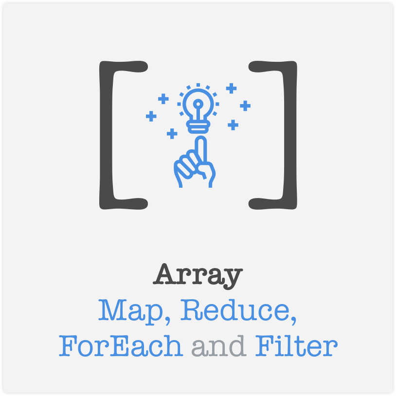 Iterating data with Map, Reduce, ForEach and Filter - Time