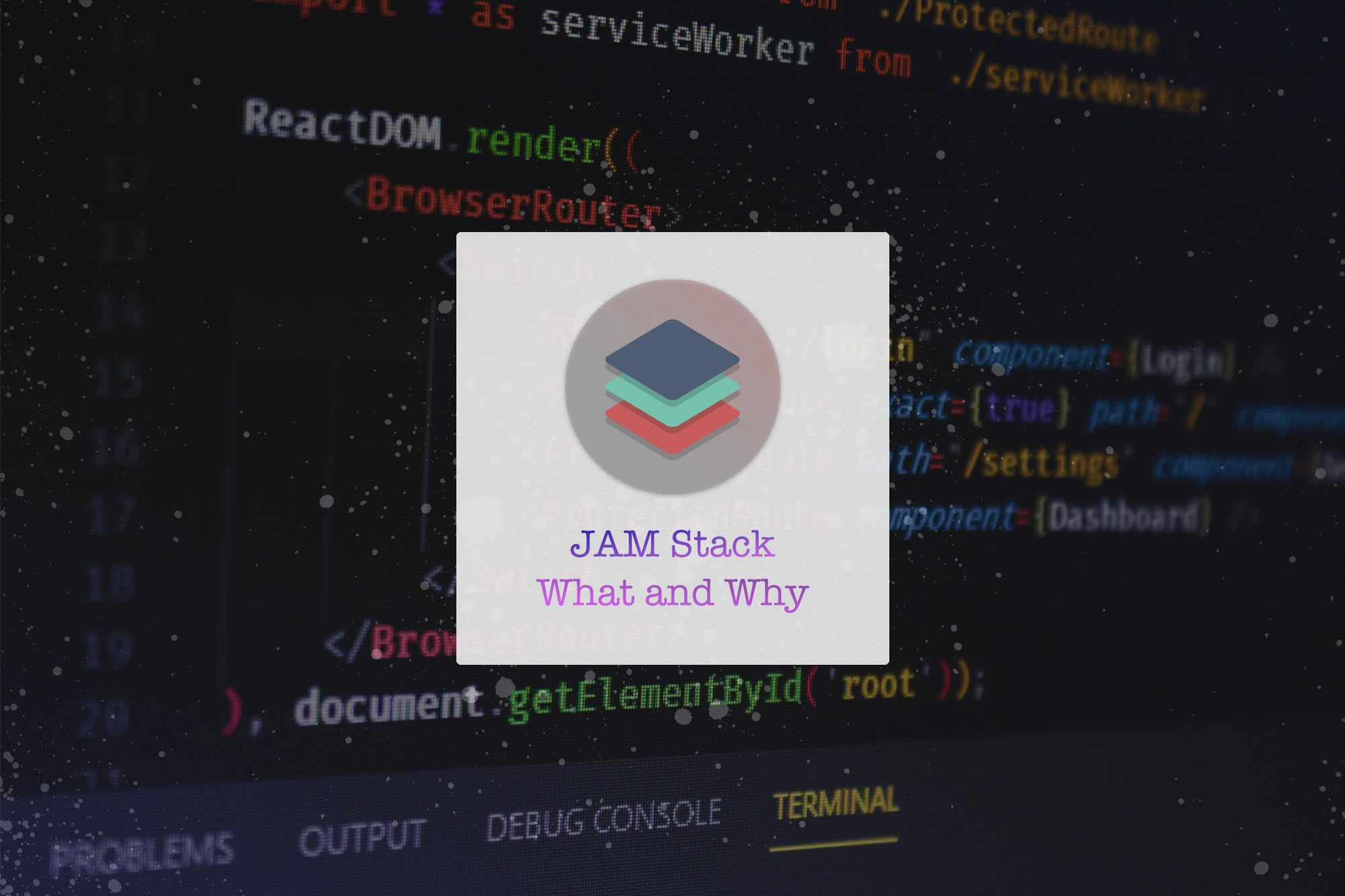 What is JAMStack & Why you should care?