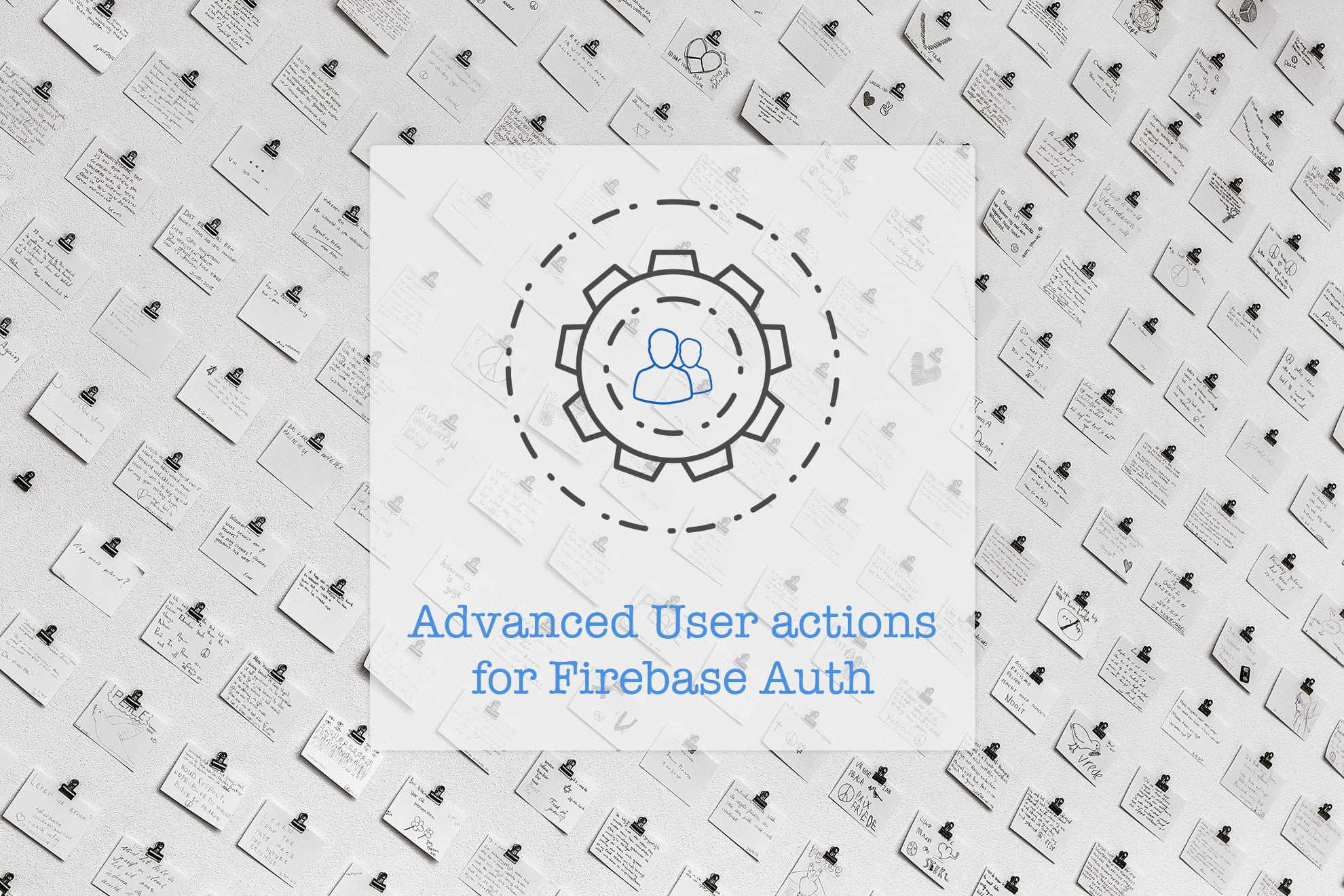 Advanced User actions for Firebase Login - Time to Hack