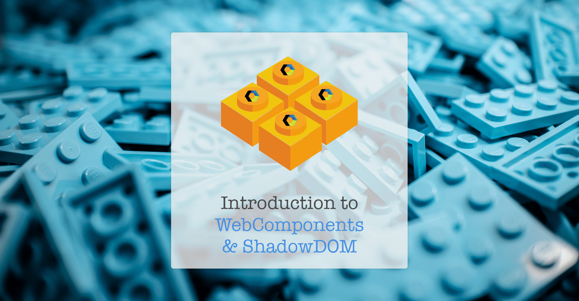 Introduction to WebComponents