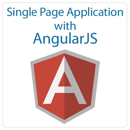 Single Page Applications with Routing in AngularJS