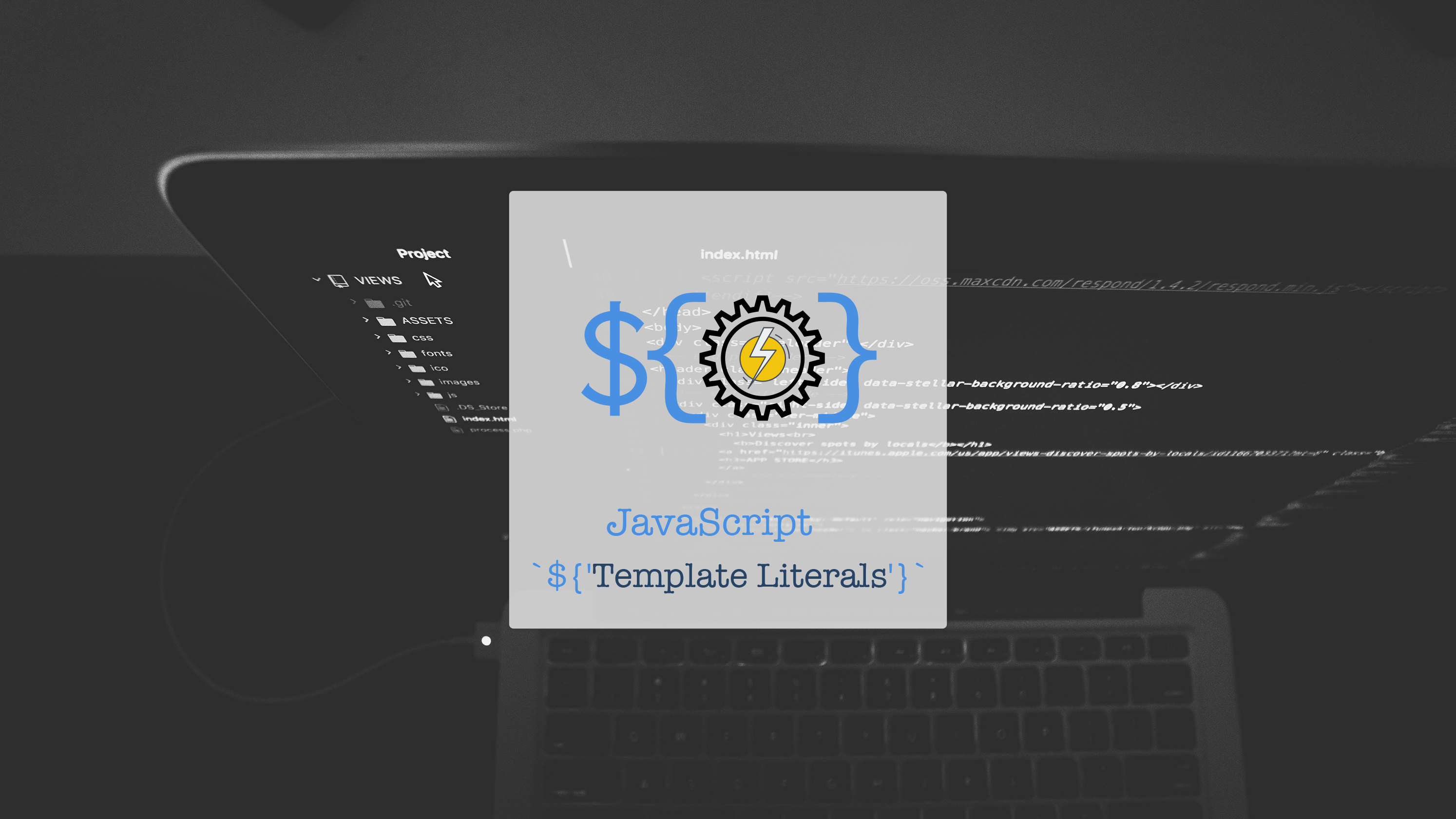 Benefits of JavaScript Template Literals - Time to Hack