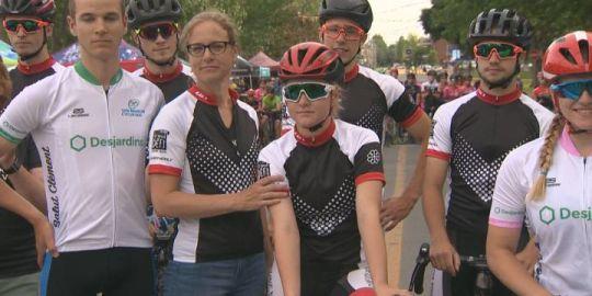 Les Mardis Cyclistes de Lachine cycling race honours fallen rider Clément Ouimet