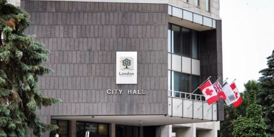 London city council powers ahead with high-speed rail, dumps motion for clear trash bags