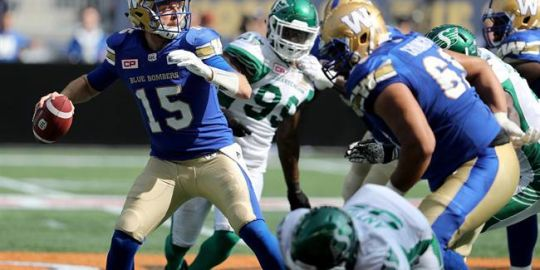 Winnipeg Blue Bombers finalize their opening night roster
