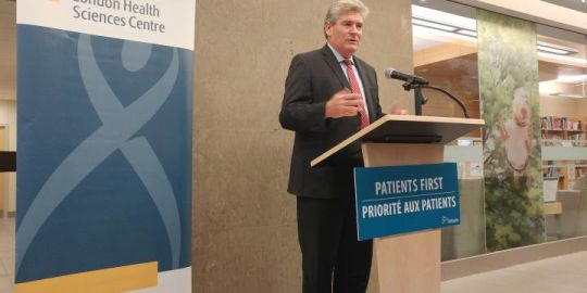 Ontario Liberals to vote on interim leader as MPP John Fraser endorsed by caucus