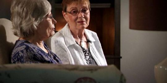 Women discover at age 72 that they were switched at birth