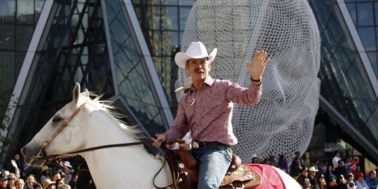 Calgary Stampede to announce 2018 parade marshal