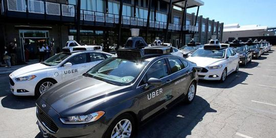 Provincial government pumping the brakes on ride-hailing in B.C. by Christmas