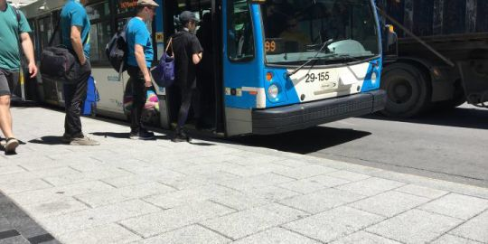 Montreal bus drivers, passengers brace for construction this summer