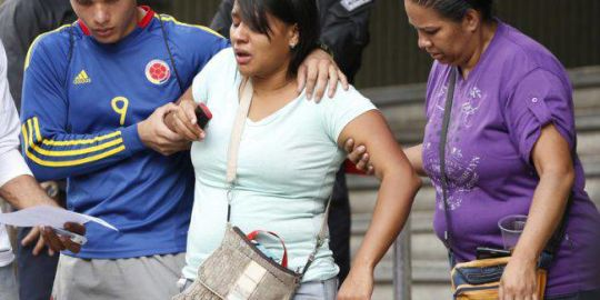17 killed after nightclub brawl sparks deadly stampede in Venezuela