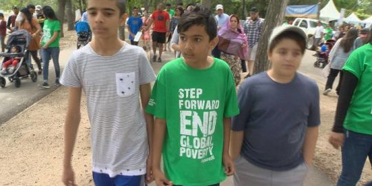 Regina World Partnership Walk raises money to help end global poverty