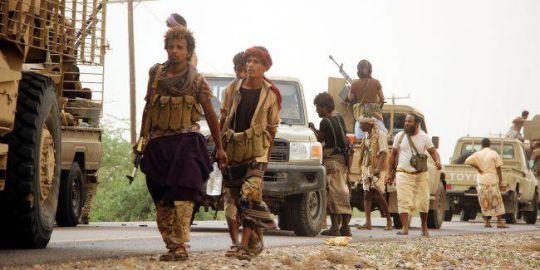 Saudi-led coalition conducts airstrikes on Yemen's crucial Hodeidah airport