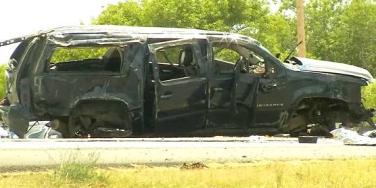 Five immigrants dead after Border Patrol car chase in Texas: reports
