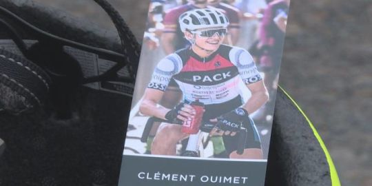 Cyclist Clément Ouimet's death was accidental: Coroner's report