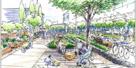 Vancouver moves forward with final Arbutus Greenway design