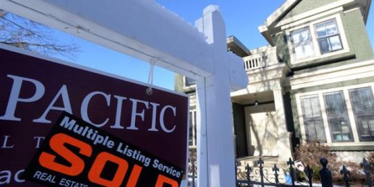 Housing market in British Columbia heading back to balanced conditions