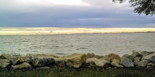 Boaters, swimmers hampered by low water levels on Lake Winnipeg