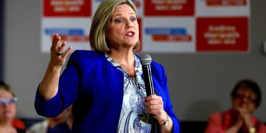 Horwath says Ford is repealing sex-ed curriculum to please social conservatives