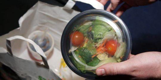 McDonald's salads suspected in U.S. outbreak of parasite illness