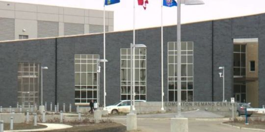Inmate dies in cell at Edmonton Remand Centre