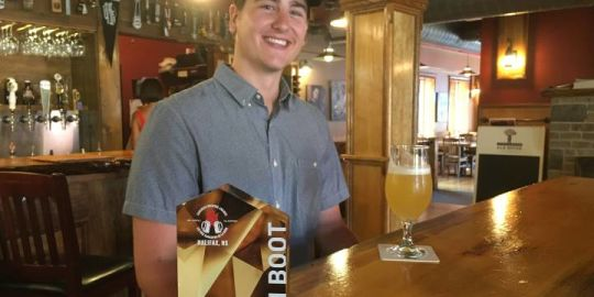 Peterborough man creates tea-infused beer that won him TAPS magazine award