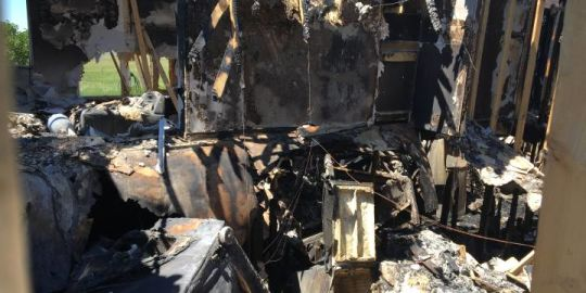 Blood Tribe family lost everything in house fire
