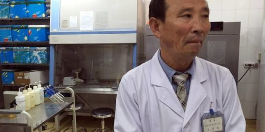 U.S. 'maximum pressure' sanctions on North Korea keep medical care from thousands of patients
