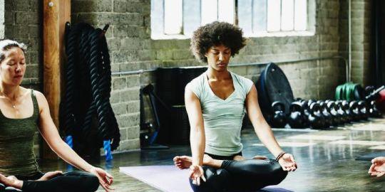 Cloverdale yoga program designed for people living with Parkinson's disease