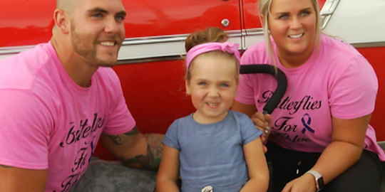 'Kruzzin for Khloe' helps raise funds for Madgett family
