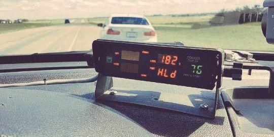 Saskatoon police impound 3 vehicles, issue fines after weekend speeding