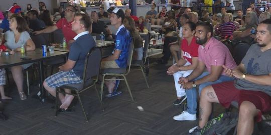 Valour FC hosts World Cup viewing party