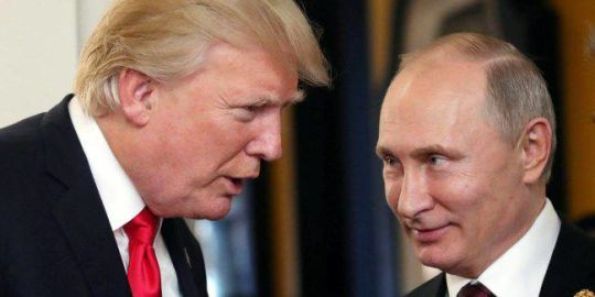 Trump prepares to meet Putin as Americans, allies look on nervously