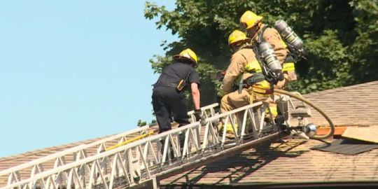 'We don't have a choice': Extreme heat proves challenging for first responders