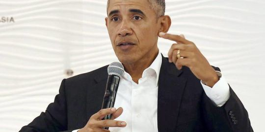 Barack Obama to deliver highest-profile speech since leaving office