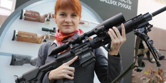 Who is Maria Butina, the gun activist charged with spying for Russia?