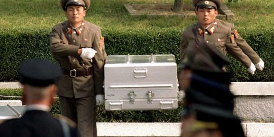 U.S. hopes remains of at least 50 Korean War dead arrive from North Korea within 2 weeks