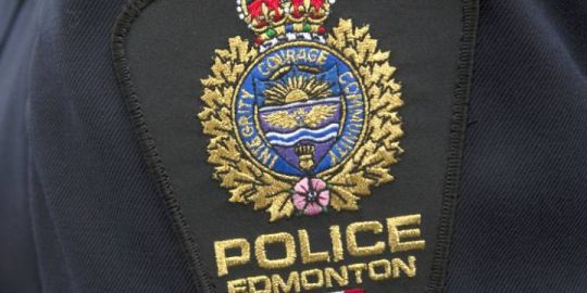 Elderly woman dies after being struck by car in southwest Edmonton