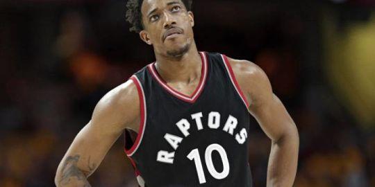 Toronto Raptors close to trading DeMar DeRozan for Kawhi Leonard: reports