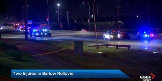 Alcohol, speed factors in Barlow Trail rollover: police