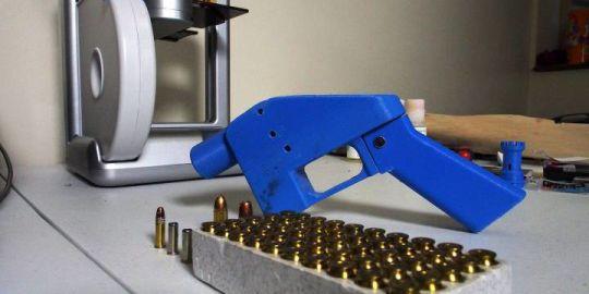 U.S. allows 3D printable gun designs to be online after legal battle