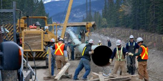 Canadians split right down the middle on Trans Mountain purchase: Ipsos poll
