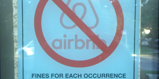 Rogue Airbnb hosts that break strata rules to face fines of up to $1,000 per day