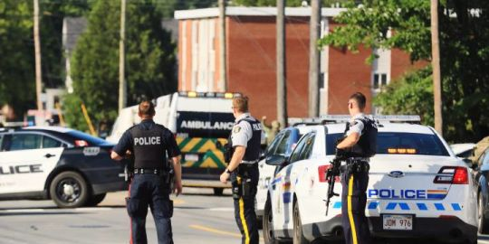 Fredericton shooting suspect known as 'lonely' biker who played video games: acquaintance